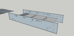 13 300x147 Free Plans   How to Build a sluice box (boil box)