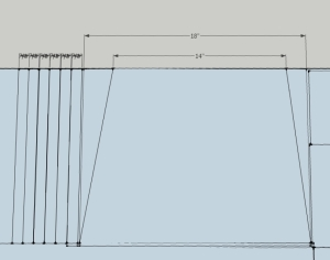 5 300x236 Free Plans   How to Build a sluice box (boil box)
