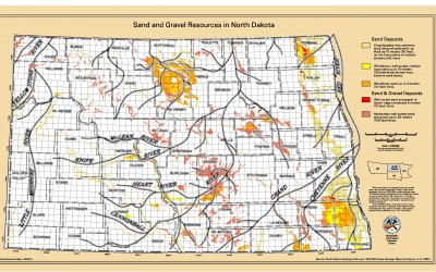 Looking for North Dakota Placer Gold