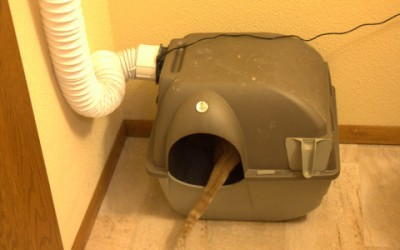 How to Build a Ventilated Litter Box